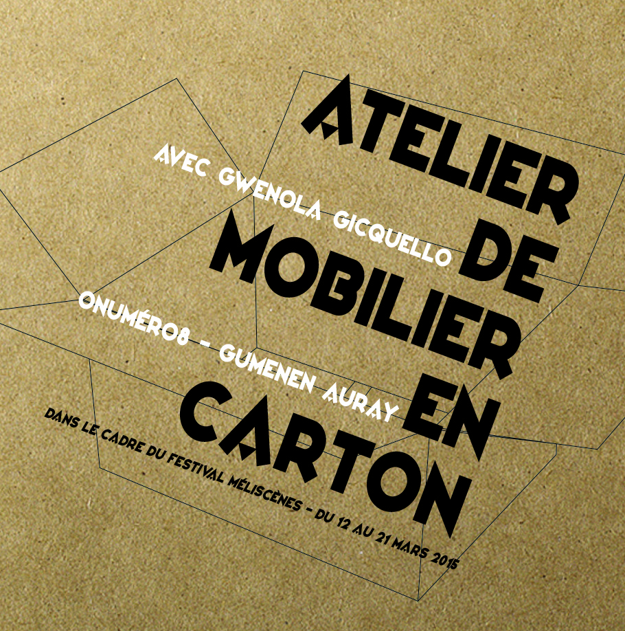 Image De Meuble En Carton ateliers mobilier en carton - récréatiloups