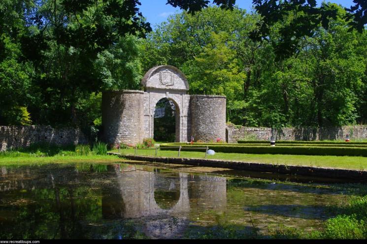 Parc de Kéravéon, Erdeven