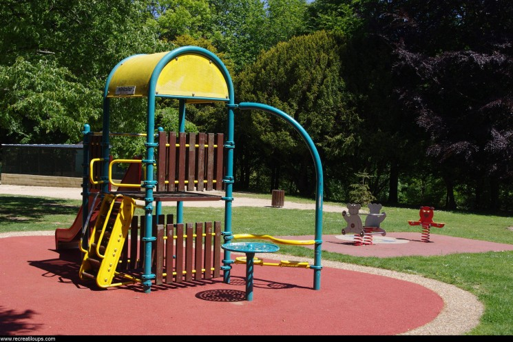 Awesome Parc De Jeux Exterieur #3: Aire De Jeux Hennebont