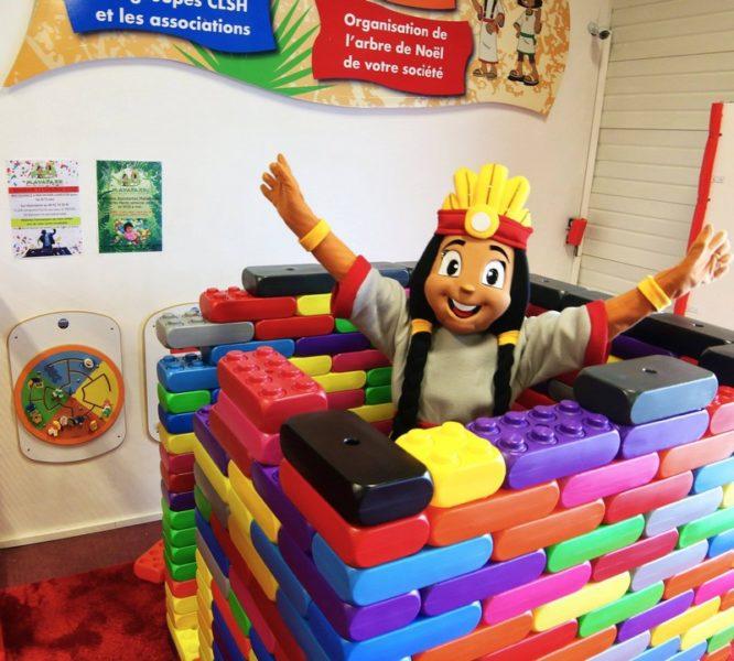 Lego géants à Mayapark
