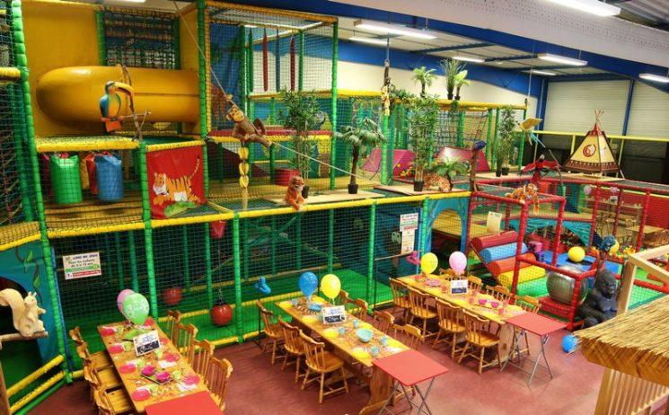 Mayapark, accueil des anniversaires
