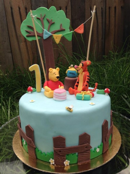 Gateau Winnie Cakes