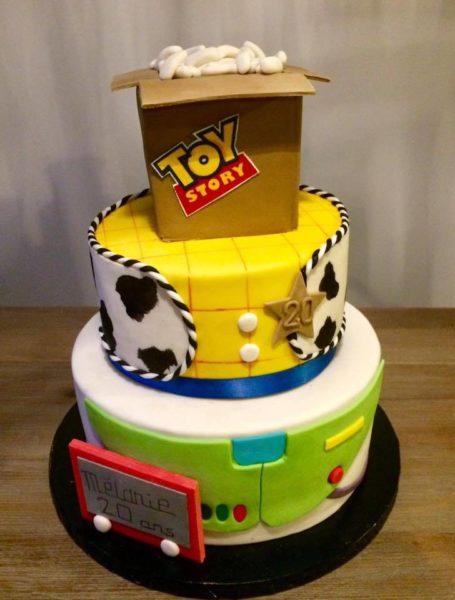 Gâteaux d'anniversaire personnalisés