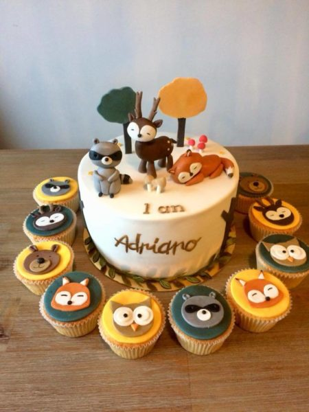Gâteaux et cupcakes personnalisés