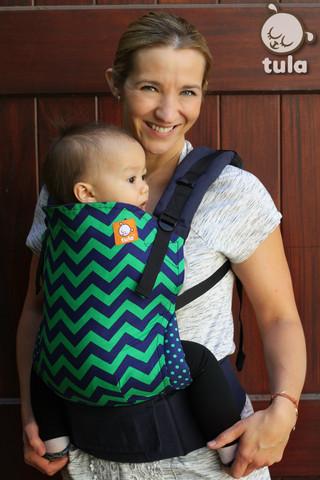 Porte-bébé Tula