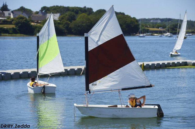 Activités nautiques sur les pontons
