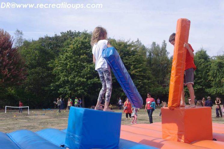 Festival du jeu à Crac'h