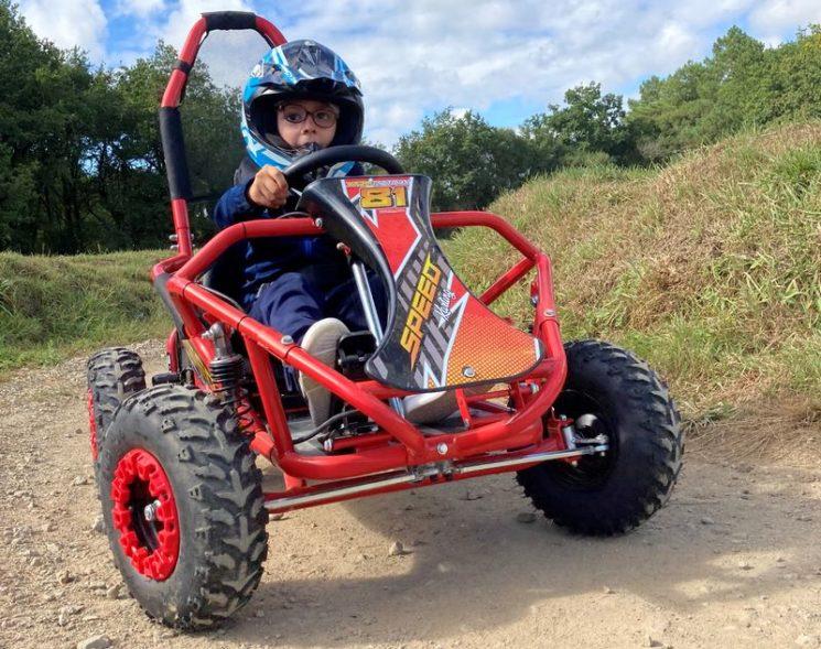 Kart cross pour les 5-11 ans