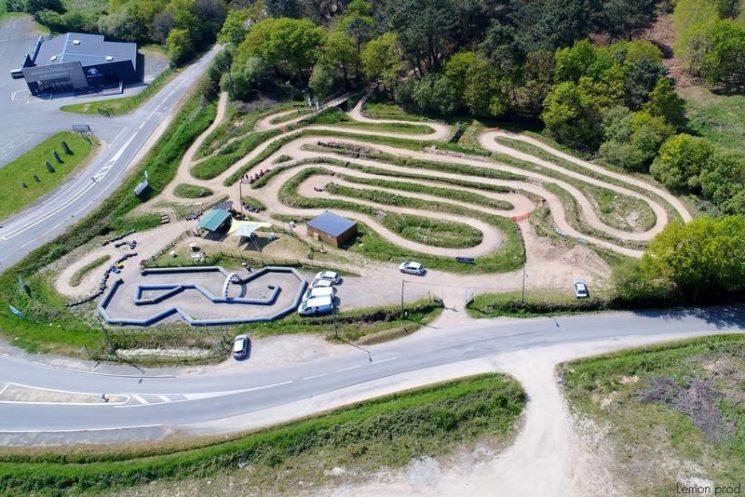 Gyroparc, parc de loisirs à Plouharnel