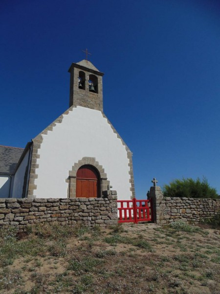 l'Eglise d'Hoëdic