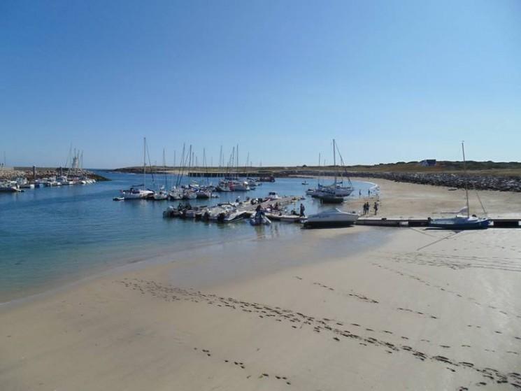 Port de l'Argol, Hoëdic