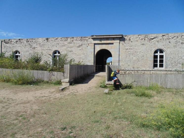 Le Fort d'Hoëdic