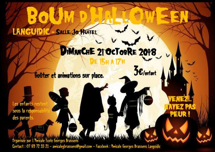 La Fete Halloween.Où Fêter Halloween Dans Le Morbihan Récréatiloups