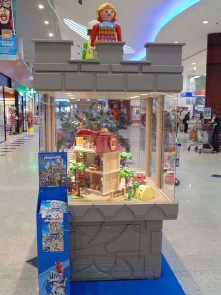 Exposition Playmobils