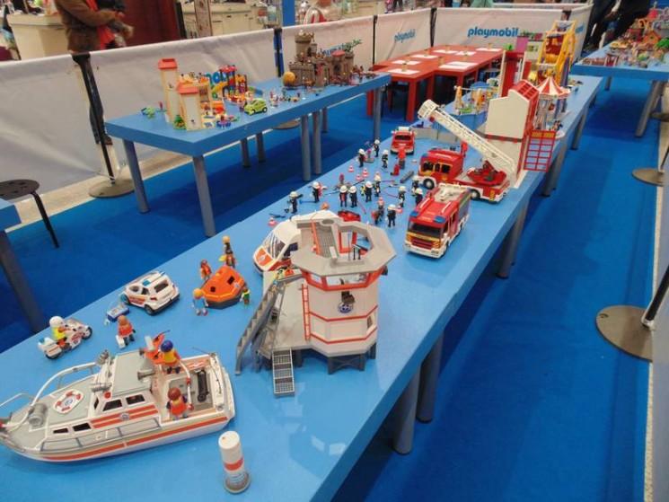 décor aquarium playmobil