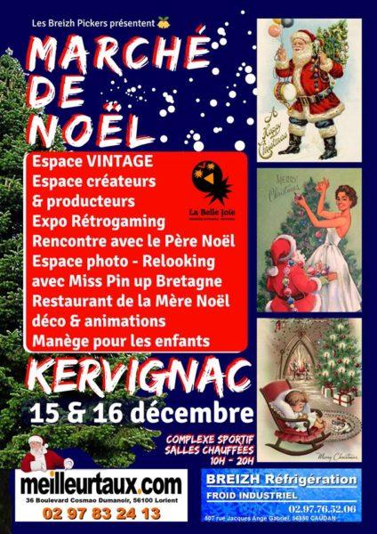 Marché de Noël de Kervignac