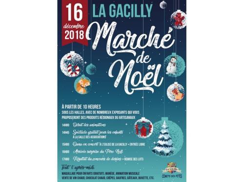 Marché de Noël à La Gacilly
