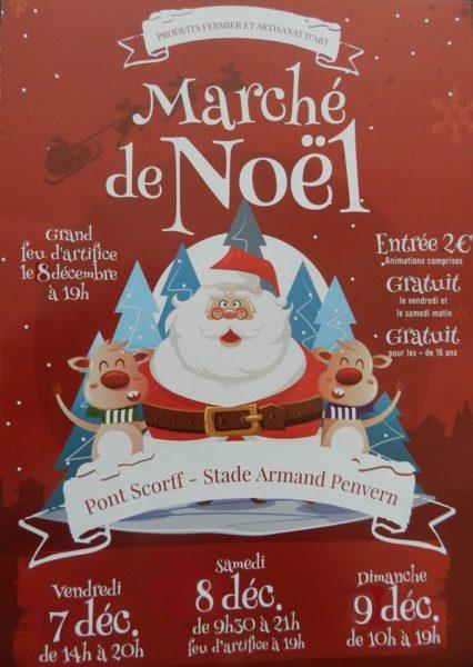 Marché de Noël à Pont-Scorff