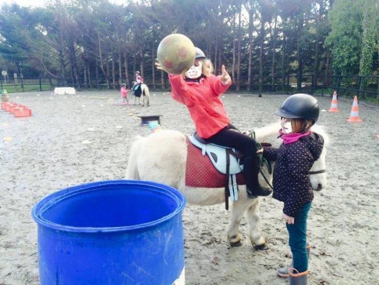 equimotricit avec les poneys