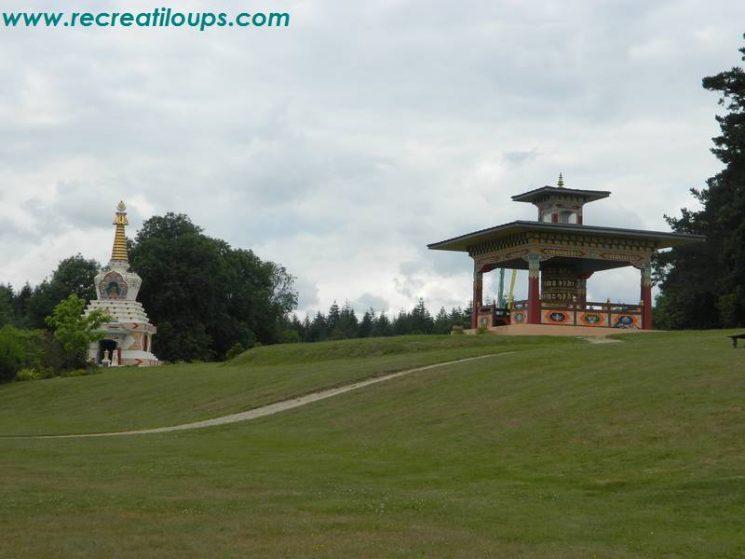 Centre bouddhique tibétain à Plouray