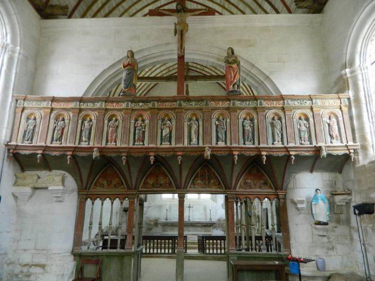 Chapelle Sainte- Avoye à Pluneret