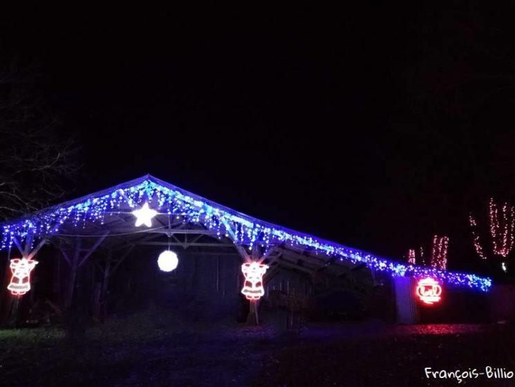 Illuminations de Noël, Billio