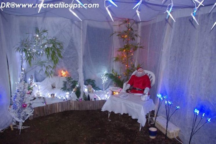 La cabane du Père Noël