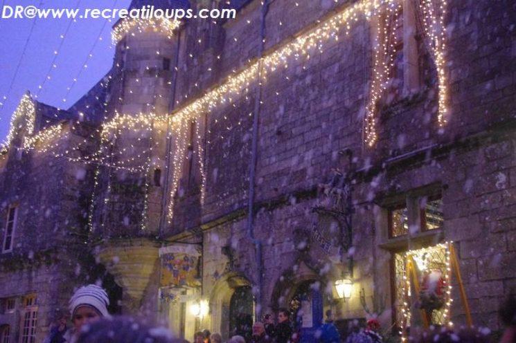 Neige à Rochefort