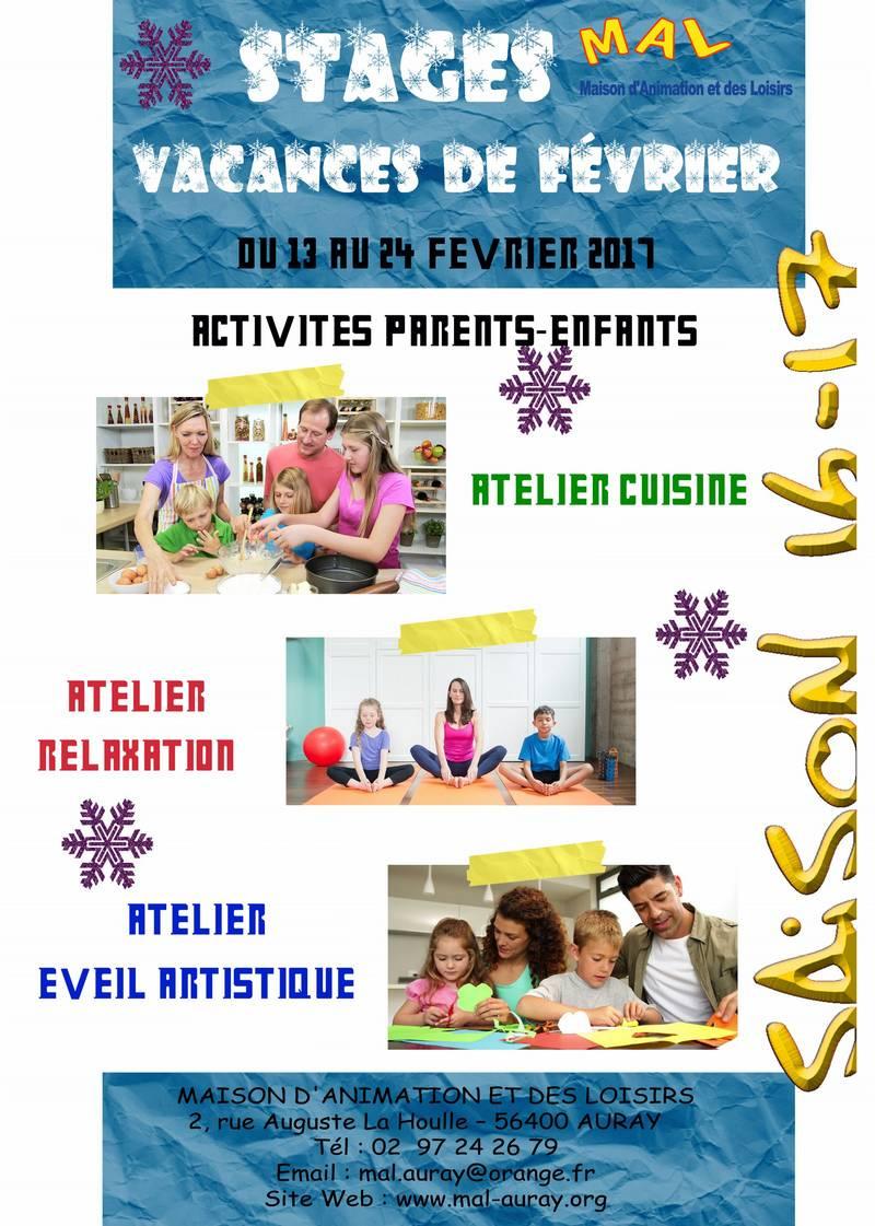 Atelier parent enfant cuisine r cr atiloups - Atelier de cuisine pour enfants ...