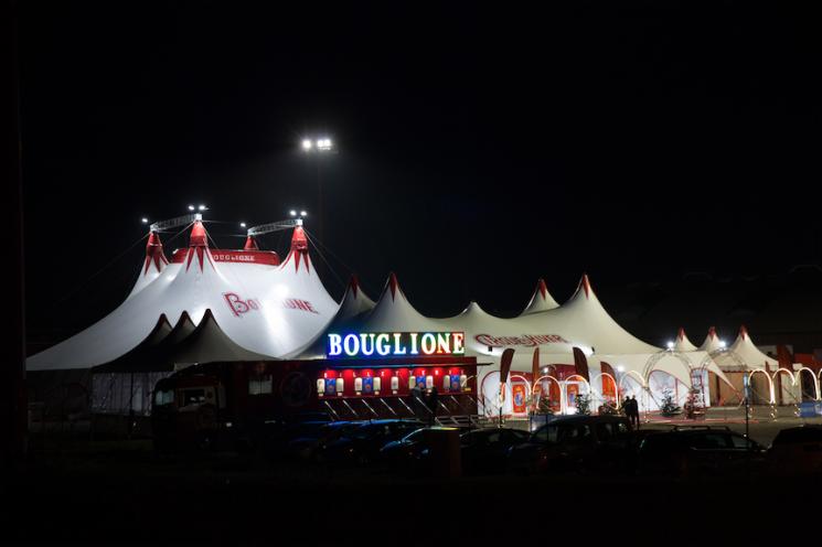 anniversaire cirque bouglione