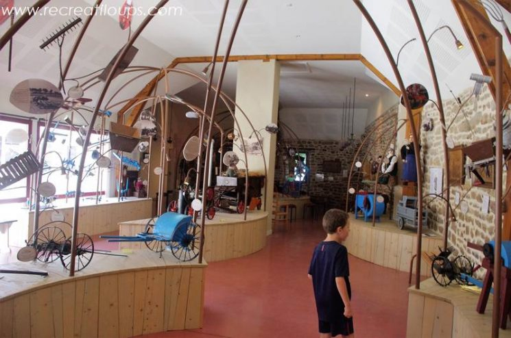 Musée des maquettes agricoles