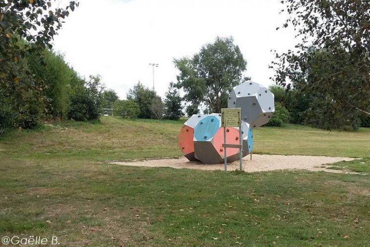 Plusieurs espaces jeux à Manehouarn
