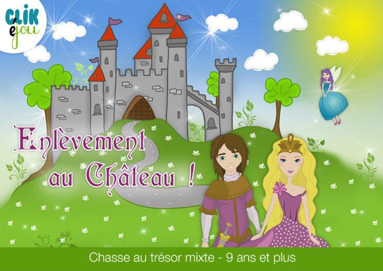 A venir : Enlèvement au château