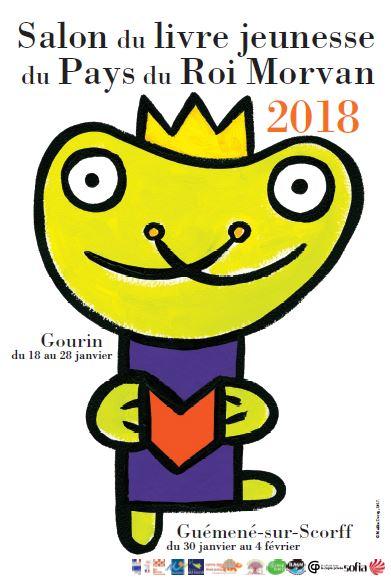 Salon du livre jeunesse du pays du roi morvan r cr atiloups for Salon du livre politique