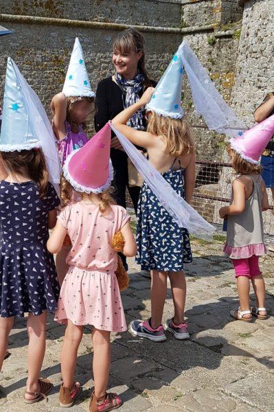 Anniversaire d'enfant à la Citadelle