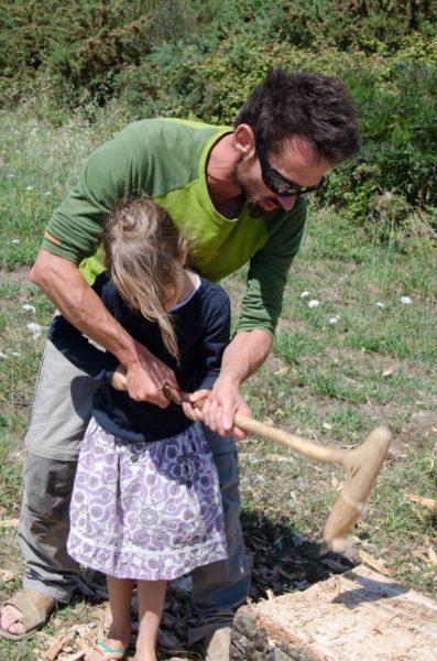 Des ateliers pour découvrir la préhistoire