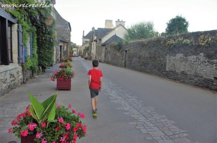 Soirée à Rochefort-en-Terre