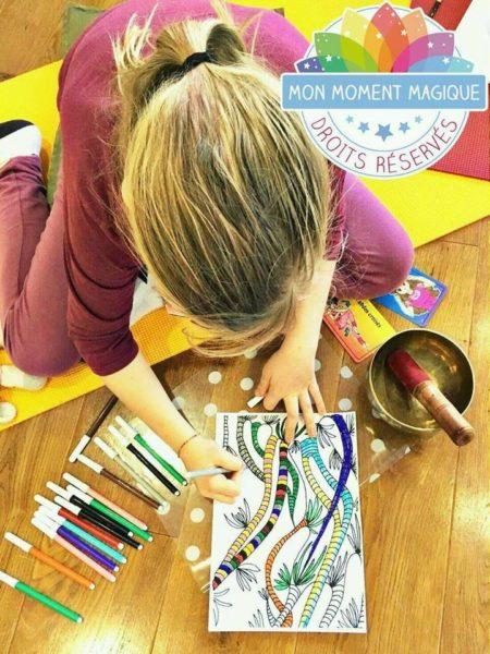 Atelier bien-être ludique pour les enfants