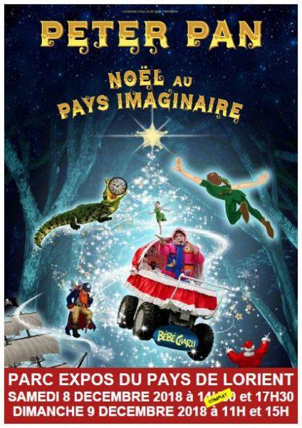 Spectacle de Noël à Lanester