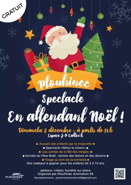 En attendant Noël, Plouhinec