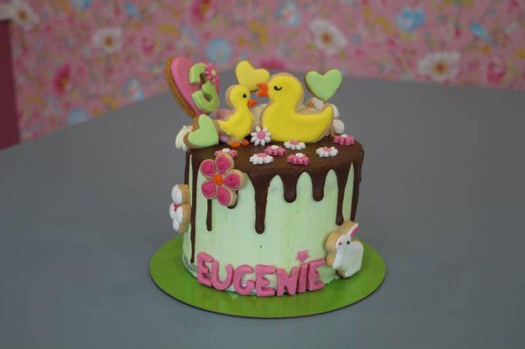 Des gâteaux décorés - Cake Design