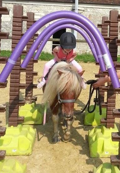 Stages ludiques à poney