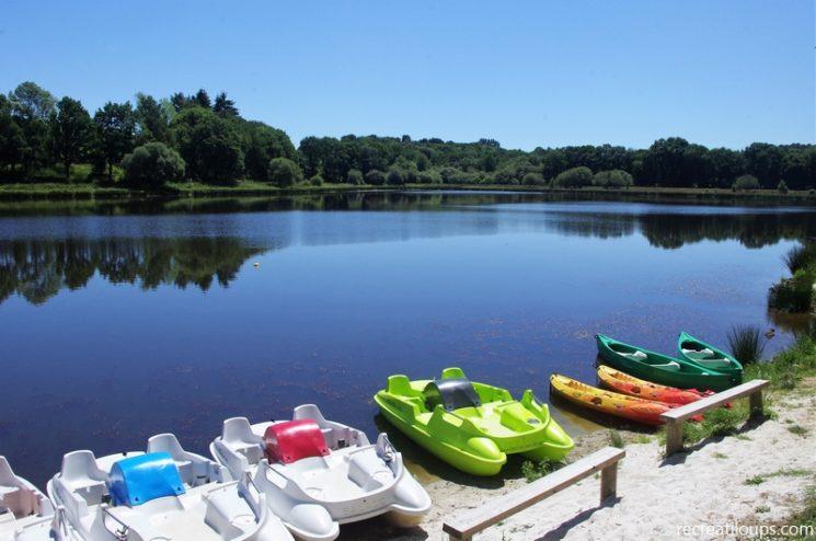 pedalo-canoe