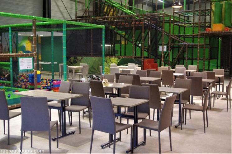 Alré Kids, parc de jeux indoor à Auray