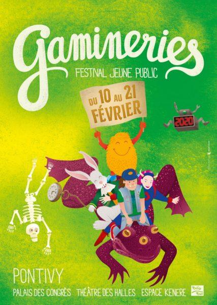 Gamineries, festival jeune public