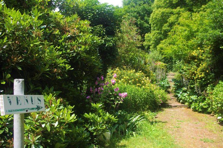 Jardins de la Vénus de Quinipily