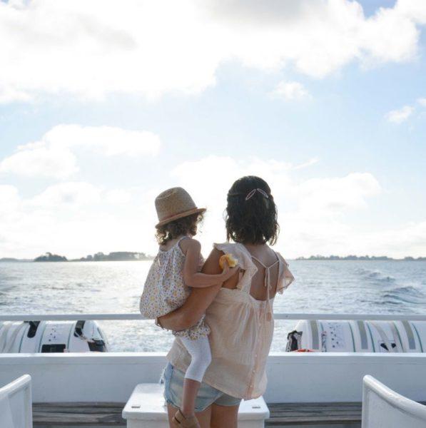 Croisière en famille dans le Golfe du Morbihan