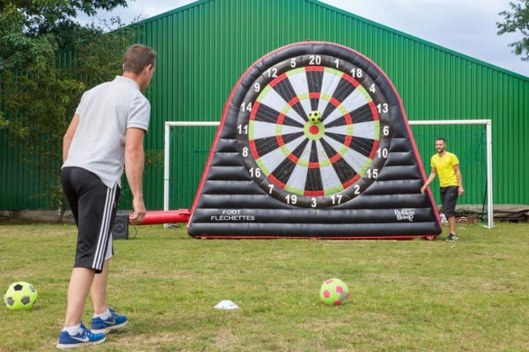 FunNsport cible de foot géante